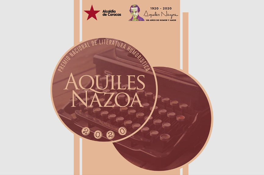 Photo Base premio Aquiles Nazoa